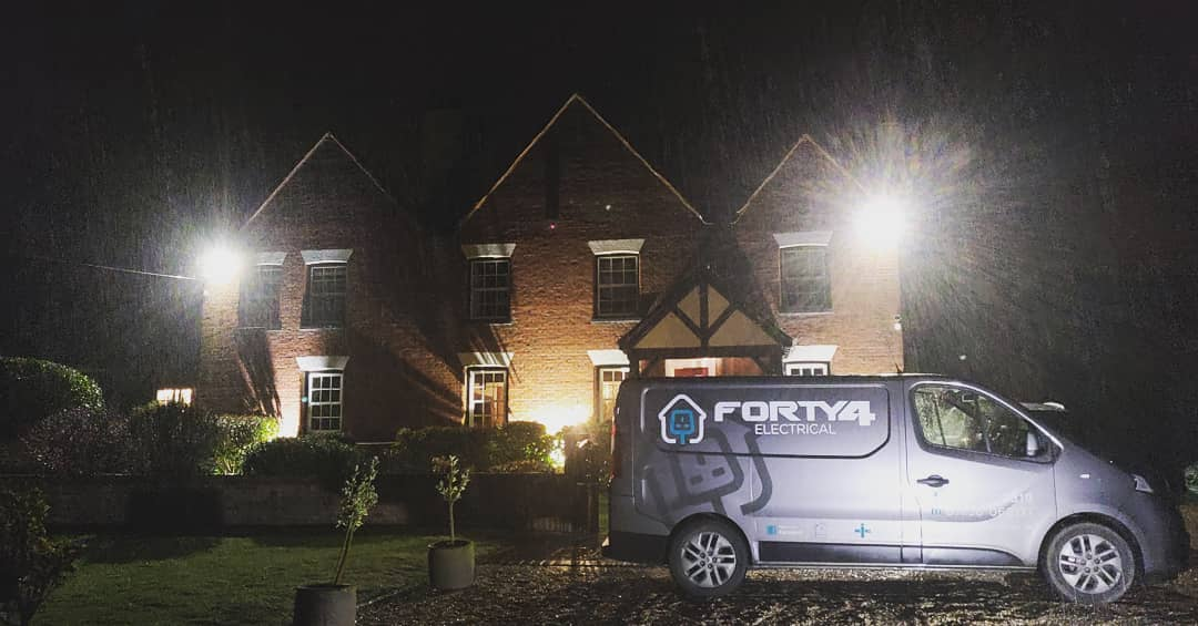 Forty4 Electrical - Forty4 Electrical Ltd Our Work 29