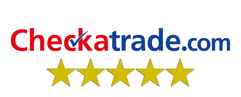 Forty4 Electrical - checkatrade logo stars